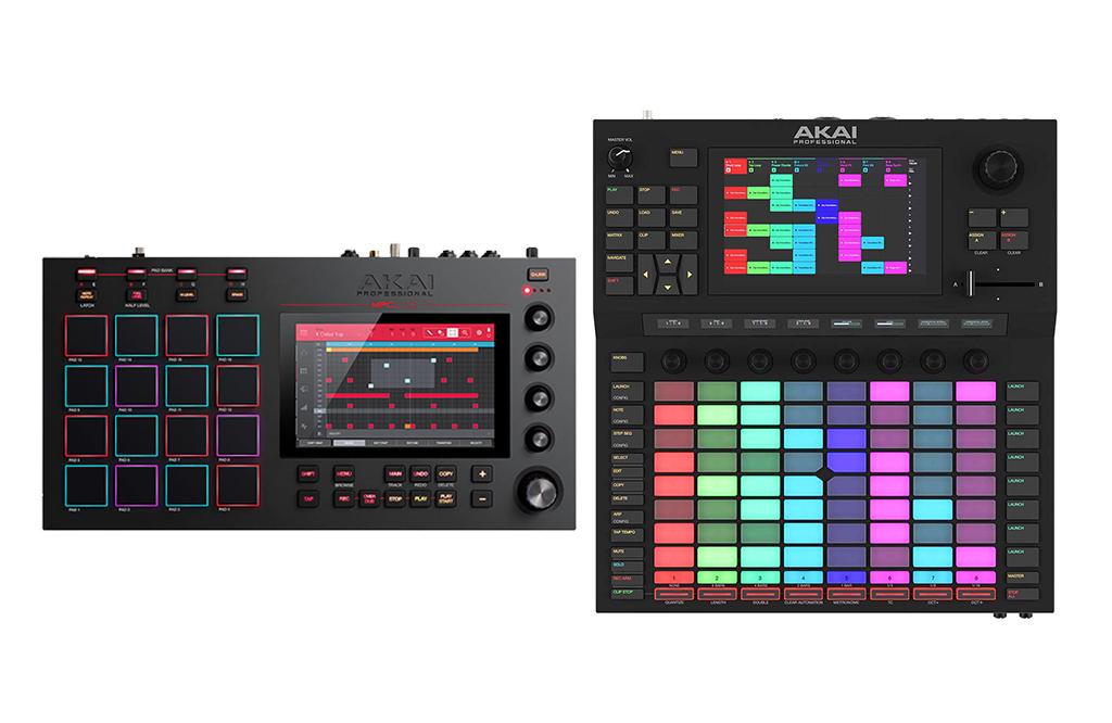 Mpc Live Vs Akai Force How Do They Compare Audio Jive